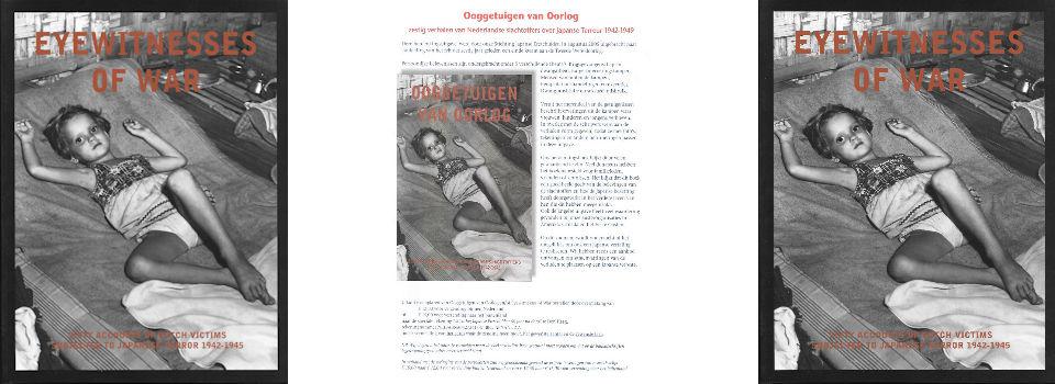 Boek - Ooggetuigen van Oorlog / Eyewitnesses of War